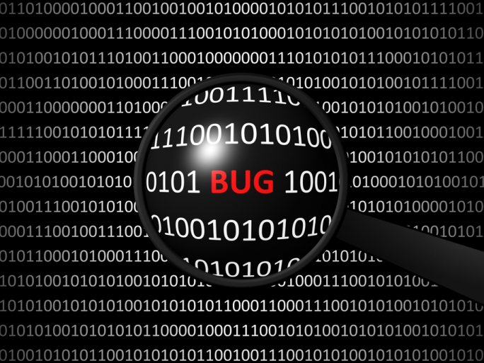 news bug code